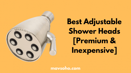 Best Adjustable Shower Heads Review