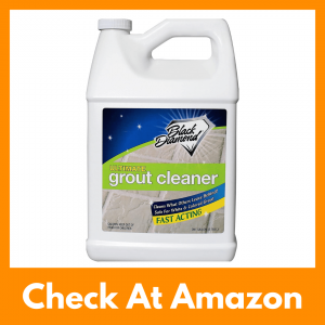 Black Diamond Ultimate Grout Cleaner Review