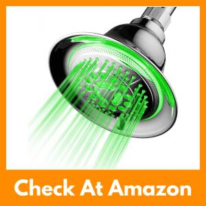 DreamSpa 5-Setting LED Handheld Shower Head Review