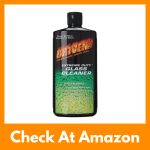 Driven Extreme Duty Glass Cleaner Review