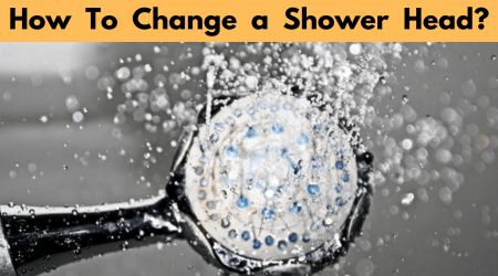 How To Change a Shower Head Review