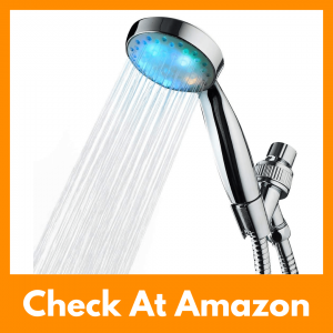 KAIREY Led Handheld Adjustable Shower Head Review