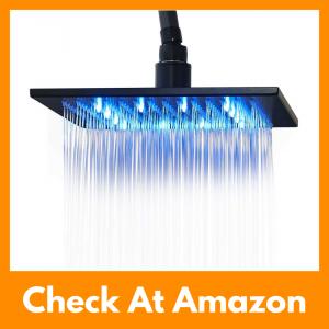 Rozin LED Light 10-inch Rainfall Shower Head Review