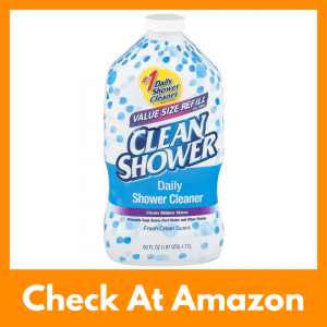 Scrub Free Clean Daily Shower Cleaner Review